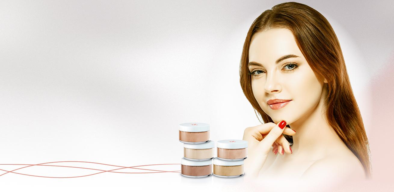 Make-up Grundierung bei Alster Kosmetik - Susann Klein – Neuer Wall 18 – 20354 Hamburg – von Lupin Make-up Grundierung