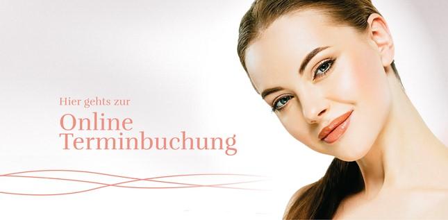 Alster Kosmetik Online Terminbuchung/ Online Kalender/ Termine online buchen bei Alster Kosmetik