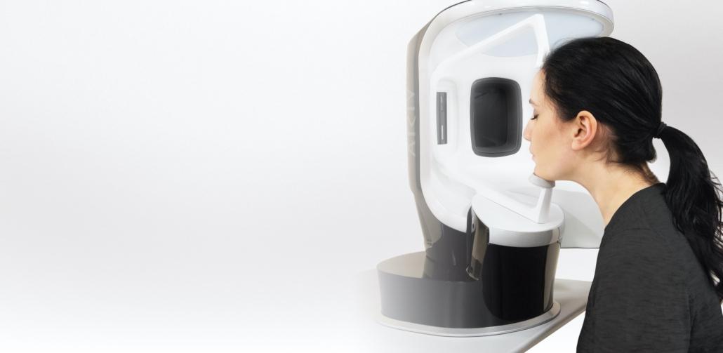 Kosmetik in Hamburg mit VISIA 3D Hautanalyse und Beratung in der Hautsprechstunde bei Alster Kosmetik